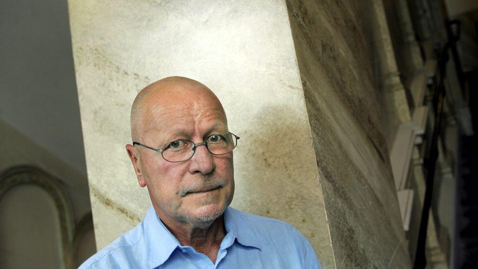 Rättsexperten och tidigare överåklagare Sven-Erik Alhem. Arkivbild.