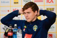 Victor Nilsson Lindelöf & Co får en tuff resa för att klara sig kvar i Nations Leagues toppdivision.