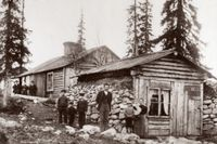 Gällivare, 1888