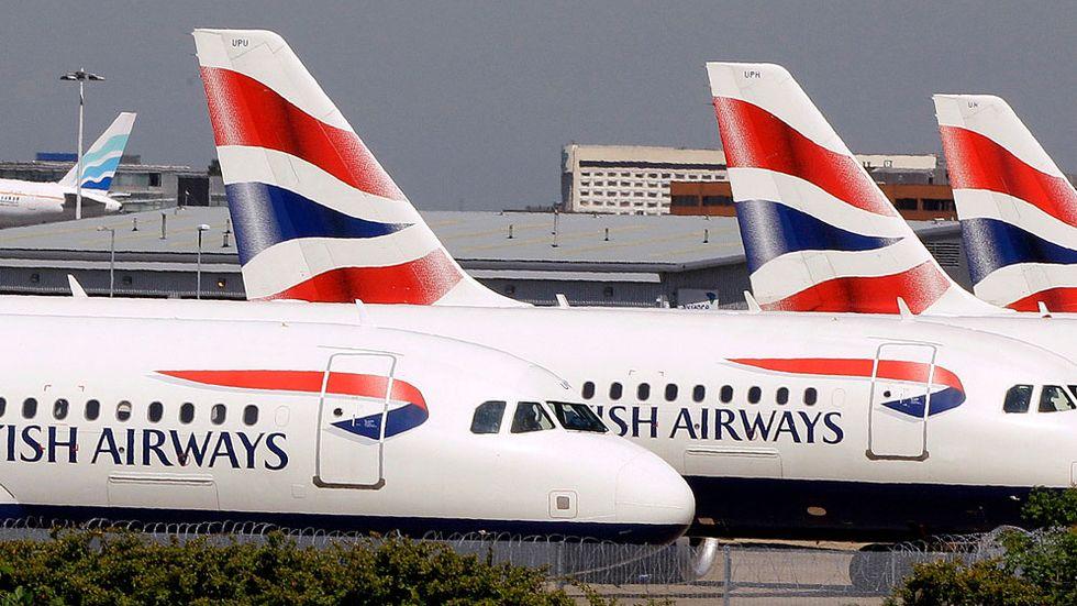 Billigare på British Airways utan incheckat bagage.