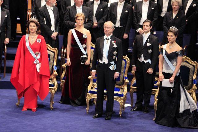 Nobelbanketten 2007