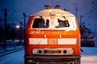Tyska Deutsche Bahn krävs på motsvarande nästan en halv miljard kronor i böter till EU-kommissionen på grund av kartellverksamhet på fraktsidan. Arkivfoto.