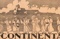 Modeannons i Svenska Dagbladet den 13 juni 1915.