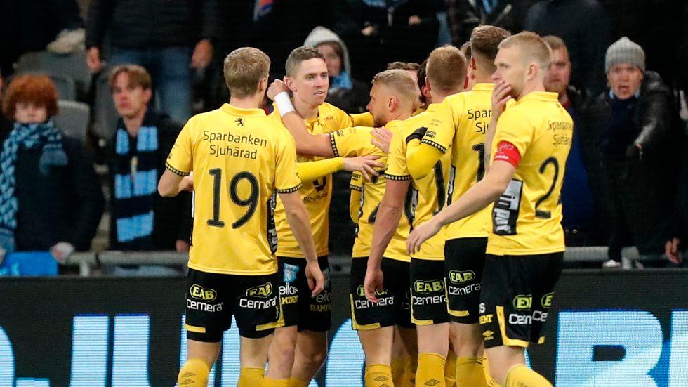 Elfsborg med i guldfajten – klara 3–0 på Tele 2