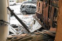 Polisen har bekräftat att detonationen skedde utanför entrén på Gyllenstiernsgatan.