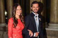 Sofia Hellqvist och prins Carl Philip gifter sig lördagen den 13 juni.