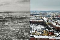 Kungsholmen 1894 kontra i dag – se hela bilderna längre ner i artikeln.