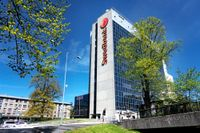 Swedbanks huvudkontor i Tallinn.