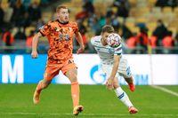 Juventus Dejan Kulusevski. Arkivbild.