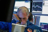 Det var blandade bud på börserna i New York på tisdagen. Arkivbild.
