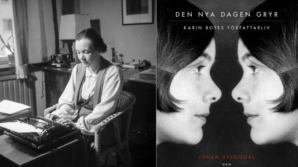 Karin Boyes 1940