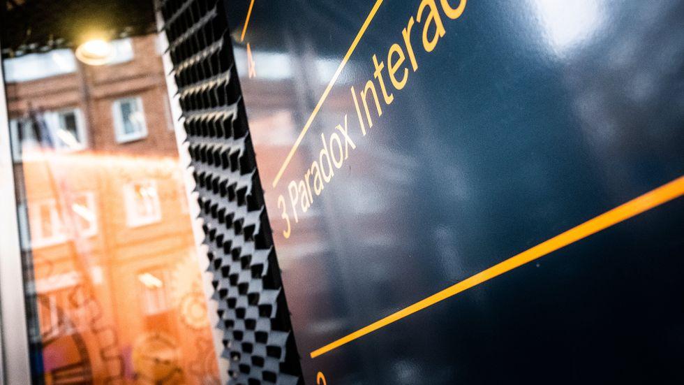 Paradox Interactive, med huvudkontor på Södermalm i Stockholm, är Sveriges tredje största börsnoterade spelbolag.