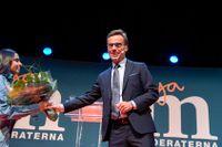 Ulf Kristersson tar över som ledare för Moderaterna