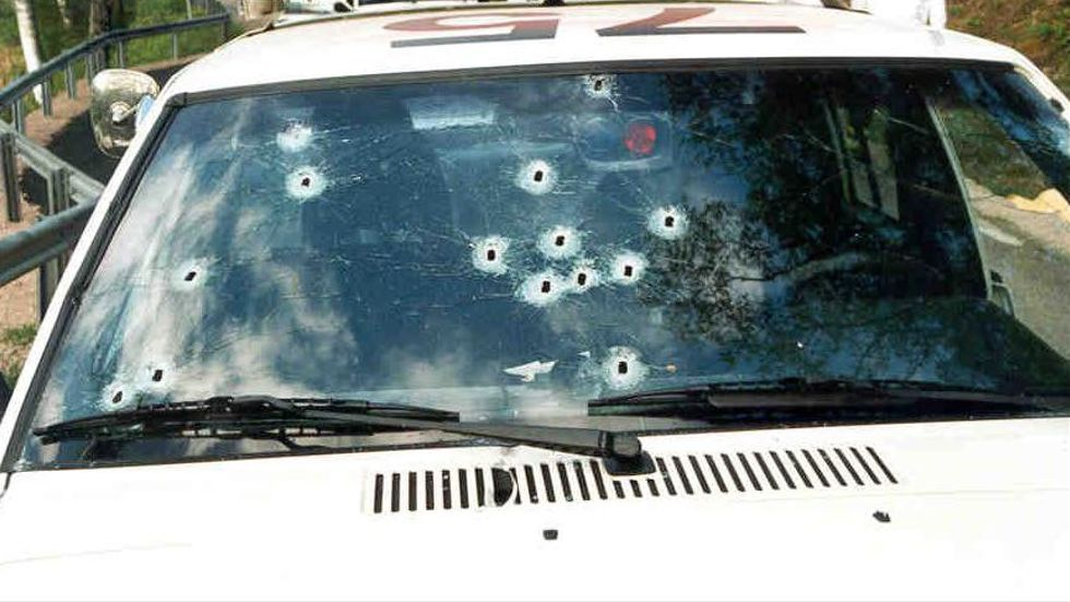 Polismorden i Malexander är ett exempel på att gärningsmän kan dömas även om de pekar ut varandra.
