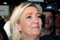 Nationella frontens Marine Le Pen är en av de politiker i Europa som fått symbolisera ett skifte mot TAN-delen av skalan.