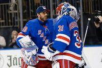 New York Rangers köper ut Henrik Lundqvist. Arkivbild.