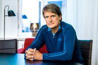 Christer Gardell är via hans fond Cevian storägare i Ericsson. Arkivbild.