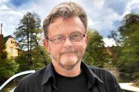 Birger Schlaug, tidigare miljöpartistiskt språkrör, numera inte medlem i partiet.