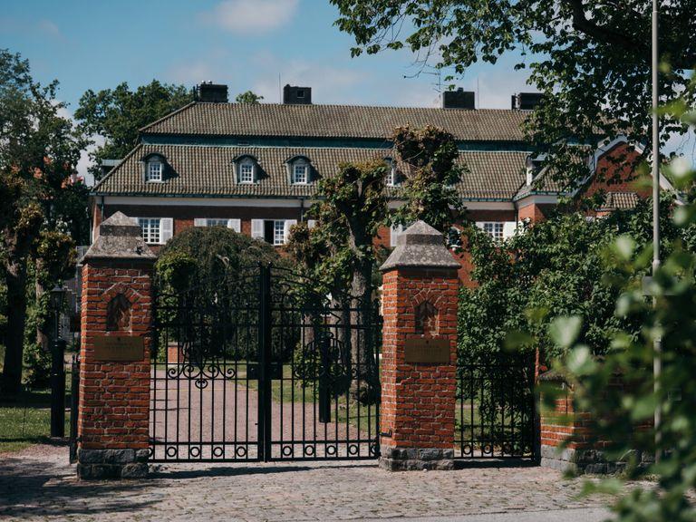 Medlemslistan – cirka 200 personer – på Djursholm Country Club är hemlig.