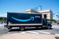 Amazon behöver fler anställda både i USA och i Storbritannien. Arkivbild.