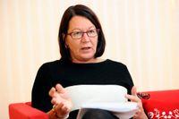 Kommunals avtalssekreterare Lenita Granlund.
