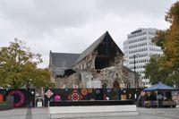 Christchurchs katedral.