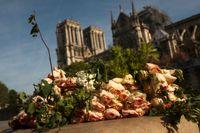 IOK donerar pengar till återuppbygganden av Notre-Dame.