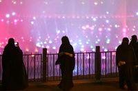 Kvinnor omyndigförklaras utan undantag i Saudiarabien.