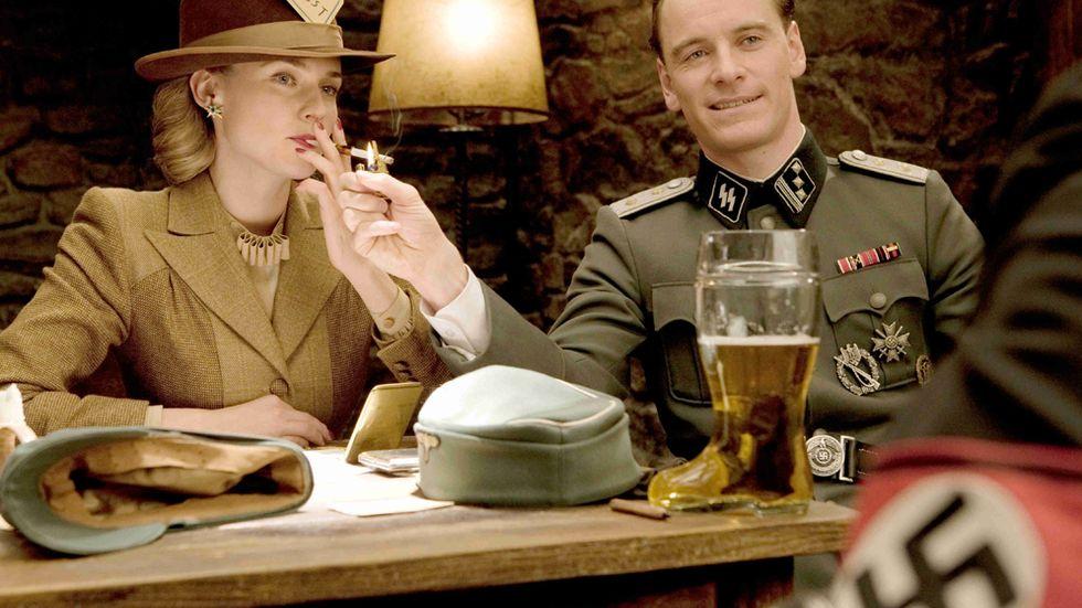 """En bild från Quentin Tarantinos film """"Inglourious basterds""""."""