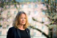 Åsa Linderborg slutar som kulturchef på Aftonbladet efter tio år. I fortsättning kommer hon vara reporter på tidningen. Arkivbild.