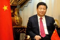 Kinas president, Xi Jinping