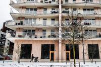 Nybyggnation i Norra Djurgårdsstaden i Stockholm.