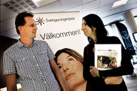 Svenske driftenergiingenjören Mikael Norberg och adepten Gayane Beglaryan, som har liknande utbildning från Armenien, kommer att följas åt fram till mars 2014 i ett mentorsprogram. Med intensivkurser i yrkessvenska vill fackförbundet Sveriges Ingenjörer underlätta vägen till en svensk yrkeskarriär.
