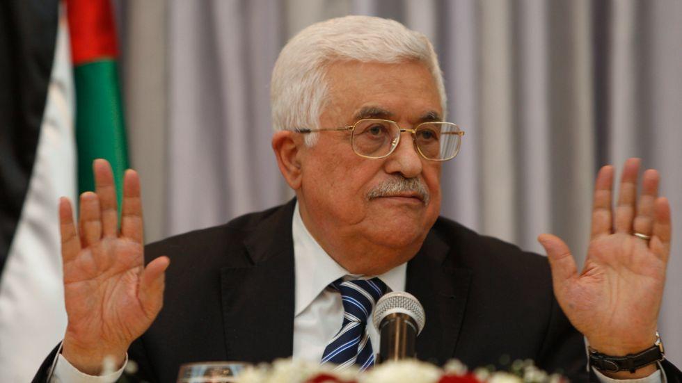 Arkivbild: Mahmoud Abbas.