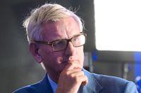 Carl Bildt. Arkivbild.