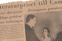 Denna artikel publicerades i SvD 18/10 1957.