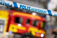 Ett rehabiliteringshem utanför Arvika brann ned till grunden. Arkivbild.