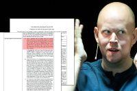 Secret documents reveal the Swedish digital music giant's plans of going public.