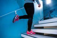 Trappan – gratis balans- och styrketräning.