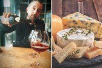 """Vinhandlaren: """"Rött vin till ost är väldigt märkligt"""""""