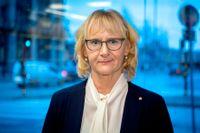 Civilminister Lena Micko (S) ansvarar för öppnandet av nya servicekontor. Arkivbild.