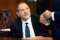 Filmproducenten Harvey Weinstein talar om sexövergreppen i ny intervju. Arkivbild.