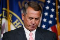 Talmannen John Boehner överraskade många när han meddelade att han avgår.
