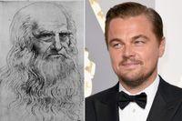 Leonardo spelar Leonardo i ny storfilm