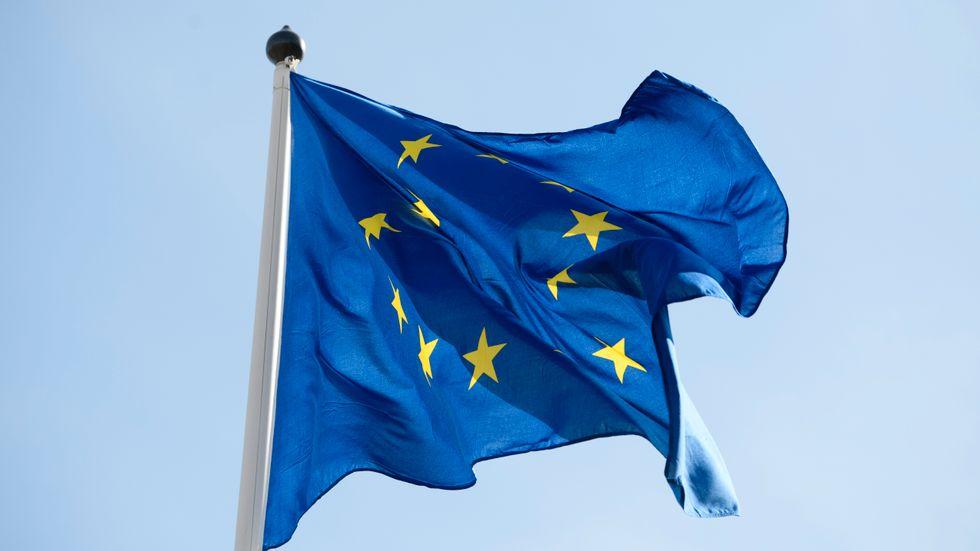 Något lägre fart på EU-ekonomin. Arkivbild.