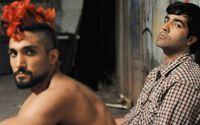 Bild ur filmen The TaqwacoresDominic Rains som Jehangir Tabari och Bobby Naderi som Yusef