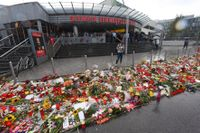 Polisen misstänker att 18-åringen hade högerextrema åsikter, enligt Frankfurter Allgemeine.