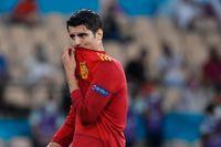 Spanske anfallaren Alvaro Morata får sova i sin lyxsäng under EM.