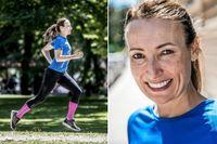 Läkarförbundets ordförande Heidi Stensmyren har prioriterat om i sitt liv. Nu kör hon tre löppass i veckan på cirka tio kilometer plus ett längre på upp emot 25 kilometer under helgen.