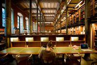 Kungliga biblioteket blir enligt lagförslaget den myndighet som ska främja samverkan inom det svenska biblioteksväsendet.